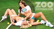 ����� �����, ���� 121. Daisy Watts & Amy Green - Sexy Wimbledon July 2012 LQ Tags, foto 121