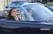 Natalie Portman Filming 'Knight of Cups' (July 14, 2012)