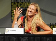 Anna Torv - Fringe event at San Diego Comic-Con 07/15/12
