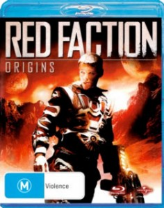 Download Red Faction: Origins (2011) BluRay 720p 600MB Ganool